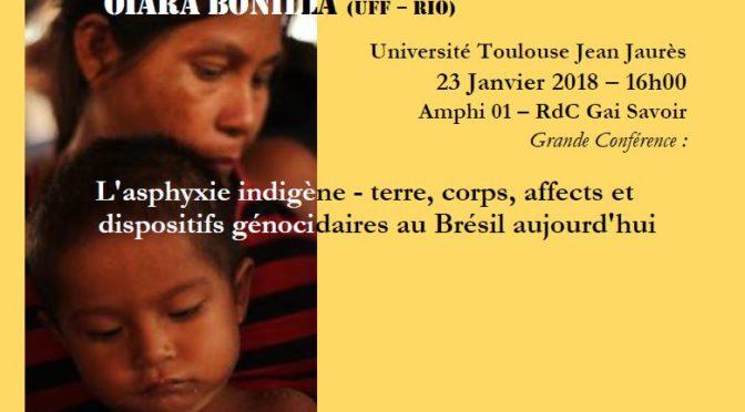 Chaire Scholar EuroPhilosophie – Oiara Bonilla